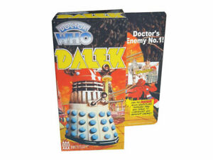 Denys Fisher Doctor Who Dalek Reproduction Box