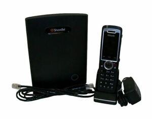 ShoreTel IP 930D Wireless IP Phone Starter Kit 620-1254 10384