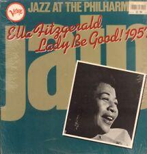 Ella Fitzgerald(Vinyl LP)Lady Be Good! 1957-Verve-825098-1-US-1985-Ex-/Ex+