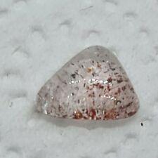 Strawberry Quartz (Lepidocrocite & Goethite) 4.32TCW  Freestyle Cabochon