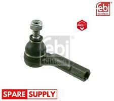 TIE ROD END FOR SEAT SKODA VW FEBI BILSTEIN 19812 PROKIT
