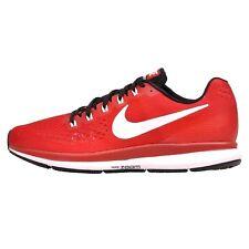 Nike Air Zoom Pegasus 34 Running Shoes Mens 14 University Red Black