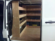 Ford Transit Custom Van Racking SWB BULKHEAD and O/Side FRONT Section