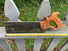 Vintage+Disston+Back+Saw+Dovetail++Excellent+Restored+Beautiful+Tool