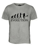 SQUASH PLAYER EVOLUTION OF MAN MENS T-SHIRT TEE TOP GIFT CLOTHING