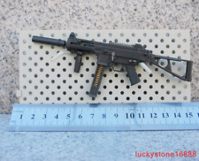 1/6 Scale Soldier Model Weapon US Army HK UMP40 Submachine Gun