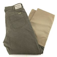 COLUMBIA Tough Mother Size 38x32 Mens  Brush Hunting Workwear Jeans