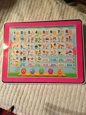 COMPUTER FOR 3+ LEARNING PAD NUMBERS LETTERS NUMBERS WORDS TO LEARN TOUCH SCREEN