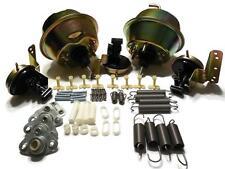 1970-1972 Corvette Headlight & Wiper Door Vacuum Actuator Relay Kit w/Adjusters