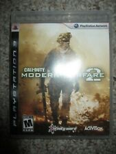 Call of Duty: Modern Warfare 2 (Sony PlayStation 3, 2009) Complete ps3