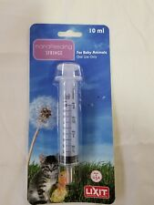 Lixit Hand Feeding Syringe 10 cc   For Small Animals