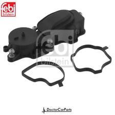 Crankcase Breather Valve Kit for BMW E91 325d 330d 330xd 05-12 3.0 M57 Febi