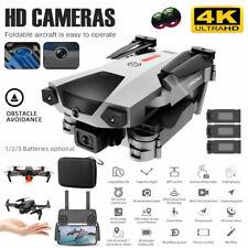 4K Kamera Drohne Selfie Quadrocopter 3D Infrarot FPV RC Faltbar Drone 3 Akkus DE