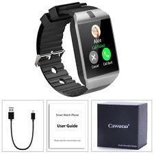 DZ09 Bluetooth Smart Watch Phone SIM Card For Android,IOS,HTC,Samsung,Sony(USA)