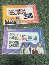 Uta no Prince Sama 2000%- Promotional Paper Photo Frames- lot of 2- Import