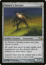Magic Mtg Painter's Servant 1x x1 Shadowmoor LP