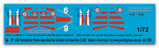 Peddinghaus 1/72 1658 2 French jägerasse No 3 Pilot Dewoitine D.520 Gol