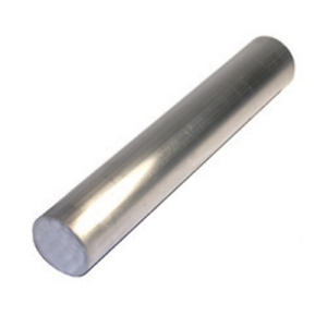 Aluminium Round Bar - Various Sizes x 300mm long - Grade 6060-T5 / 6061-T6
