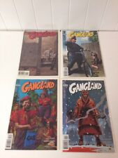 Gangland DC Vertigo Comic Books 1-4 Complete Near Mint Set Lot Run