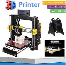 2017 CTC Upgraded Full Quality High Precision Reprap Prusa i3 DIY 3d Printer -US