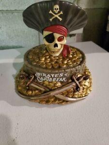 Disney Parks - Pirates of Caribbean Animated Bank