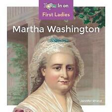 Martha Washington by Strand, Jennifer -Hcover