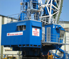 National Oilwell Varco (Nov) 65-Ton Cranes for dock/ship unloading