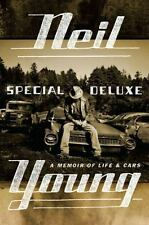 Special Deluxe : A Memoir of Life and Carrs by Neil Young (2014, Hardcover)