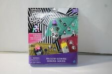 Littlest Pet Shop Black & White Series 1-12 Teensies special collection purple