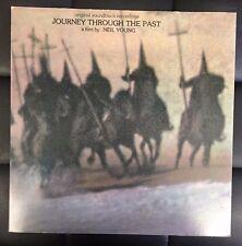 Neil Young Journey Through The Past Soundtrack 2 LP Vinyl Gatefold 1972 Reprise