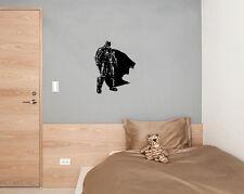 Batman vs Superman Metal Suit Decal Wall Art Sticker Picture Justice Kryptonite
