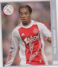 AH 2010-2011 Panini Like sticker 029 Ajax Amsterdam Urby Emanuelson