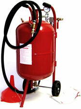 PORTABLE AIR SANDBLASTER 10 GALLON SAND BLASTER TOOLS