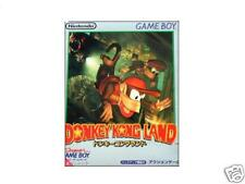 DONKY KONG LAND Nintendo Game Boy GB color Import Japan