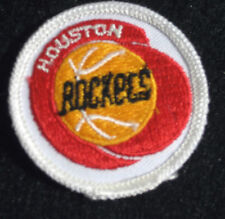 HOUSTON ROCKETS EMBROIDERED SEW ON  PATCH BASKETBALL NBA 3""
