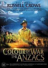 Colour Of War - The Anzac (DVD, 2004)(D169)