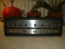 Gibson GPA 35, 4 Channel Mixer Amp, with Spring Reverb and Eq, Vintage Unit