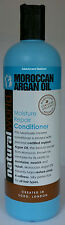 Natural World Moroccan Argan Oil Moisture Repair Conditioner 500ml