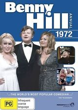 - BENNY HILL ANNUAL 1972 [DVD] BRAND NEW [REGION 4] AUSSIE SELLER [NOW $49.75]