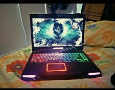 LOW PRICE ALIENWARE M14X R2 i7 3.4GHZ CPU 8GB RAM NVIDIA GPU 1TB HDD+SSD!