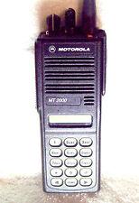 Motorola MT2000 VHF 136-178 Mhz 160 Channel 5 Watt Portable Radio H01KDH9AA7AN