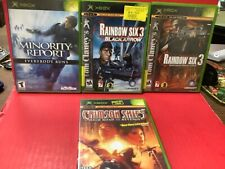 X box games lot