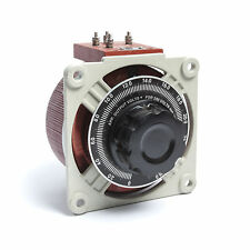 Open-Type Variable Autotransformer (Variac) for Panel Mounting 1ph 10A