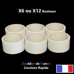Lot Ruban adhésif double face blanc -extra fort autocollant adhésive 10m/Rouleau