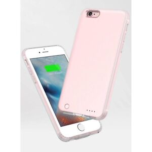 AppleJuice BATTERY CASE FOR iPHONE 6 6s 7 8 (ALSO IN PLUS) FREE SCREEN PROTECTOR