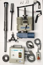 LUDWING HUNGER VD5E ELECTRIC VALVE SEAT RE-FACING MACHINE WITH ACCESSORIES