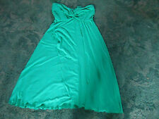 Next Ladies Emerald Green Dress Size 16 ( 44) Worn with or without Straps.