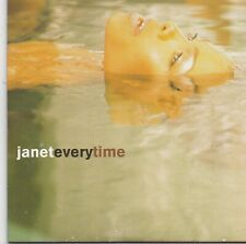 Janet Jackson-Everytime cd single