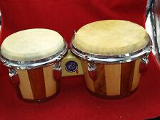 Bongos,Trommel, rhythmisches Instrument, Percussion Set As Professional