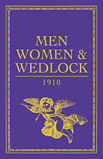 Men, Women and Wedlock (Gift Book), New, Celt Book